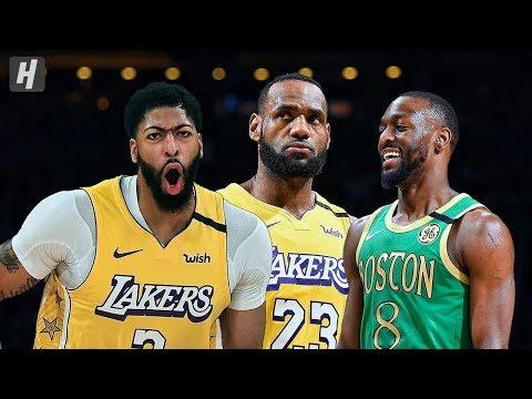 Los Angeles Lakers vs Boston Celtics - Full Game Highlights | January 20, 2020 | 2019-20 NBA Season
