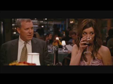The Ugly Truth vibrating underwear restaurant scene funny scene!