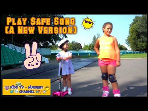 #nurseryrhymes #kidssongs #childrensmusic Play Safe Song (a new version) Nursery Rhymes & Kids Songs