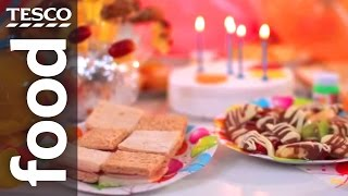 Childrens Party Food Ideas | Tesco Food