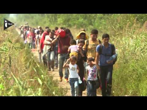 L'Union européenne connaît sa plus grave crise migratoire