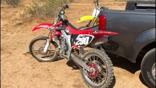 2007 Honda CRF 450R Motorcycle Specs, Reviews, Prices, Inventory