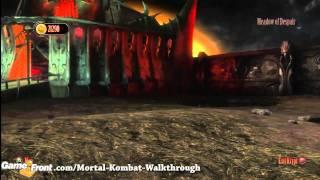 Mortal Kombat - Krypt Guide - (SEC4) Secret Treasure Chest!  5000 Koins!