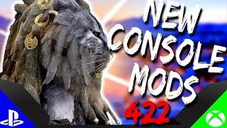Skyrim Special Edition: ▶️5 BRAND NEW CONSOLE MODS◀️ #422 (PS4/XB1/PC)