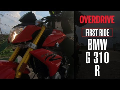 BMW G 310 R India first ride review | Details, specifications and price | OVERDRIVE