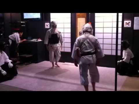 When (Rehearsed) Fights Break Out At The Tokyo Game Show