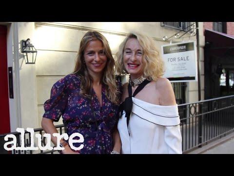 Charlotte Ronson & Her Mom Talk Self Esteem