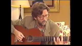 Eric Clapton plays - for the first time - Tears In Heaven
