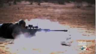 Sons of Guns - Barrett M98B shooting