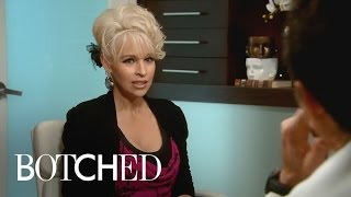 Celebrity Impersonator's Excess Skin Surgery Goes Bad | Botched | E!