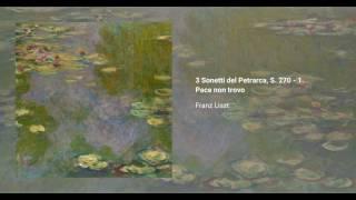 3 Sonetti del Petrarca, S. 270