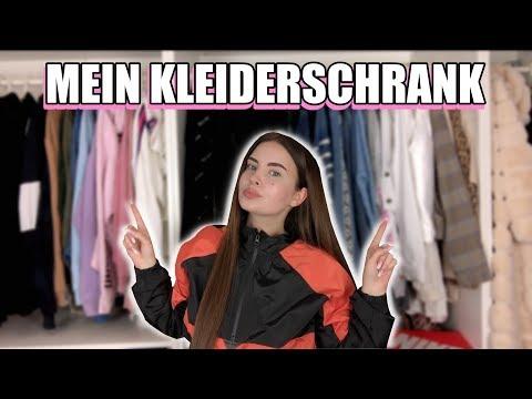 MEIN KLEIDERSCHRANK 💗 whats in my wardrobe?
