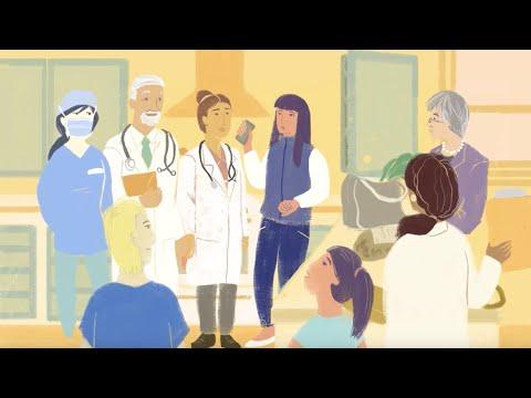 Diagnosticul de veruci plate