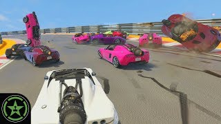 Criss Cross KABOOM - Things to Do in GTAV - Criss Cross Crash