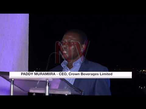 Crown Beverages Limited wins best bottler of the year award