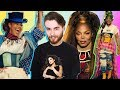 Janet Jackson x Daddy Yankee - Made For Now [REACTION]