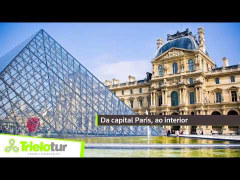 Conheça a França com a Trielotur!