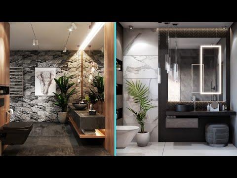 140 Master bathroom design ideas 2020 - Elegant bathroom interior design trends for master bedroom
