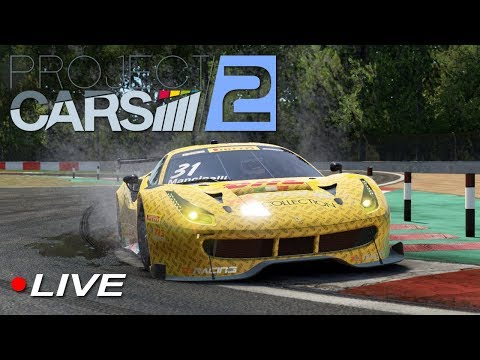 Project Cars 2 AOR GT3 Elite League Season 9 Round 8 - Zolder | LIVE
