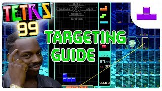 Targeting Explained | Tetris 99 Battle Royale