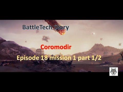 BattleTech - Let's Play Part 16: Return to Weldry - игровое