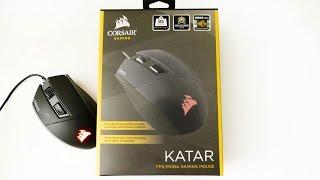 Игровая мышь за 3000руб - Сorsair KATAR