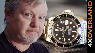 Rolex Submariner | STORY TIME with Andrew St Pierre White