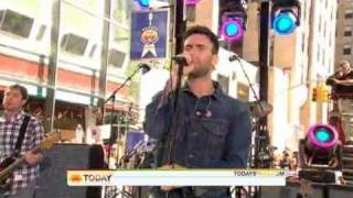 """Maroon 5 """"Misery"""" live on The Today Show + Interview"""