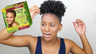STYLIST SNUCK A TEXTURIZER IN MY HAIR & I AIRED THEM OUT! NATURAL HAIR HORROR STORY!