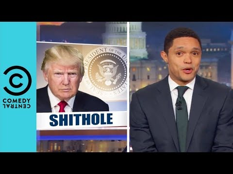 """Fallout Continues Over Trump's """"Sh*thole Countries"""" Remark 