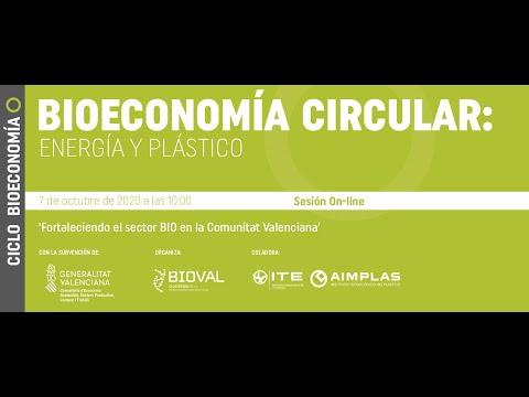 Webinar | Ciclo Bioeconomía Circular: Energía y Plástico[;;;][;;;]