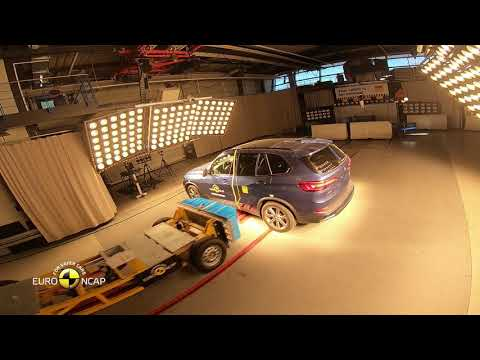 NCAP: BMW X5