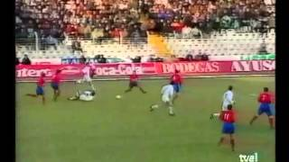 Albacete 2 - Zaragoza 1. Temp. 93/94. Jor. 22
