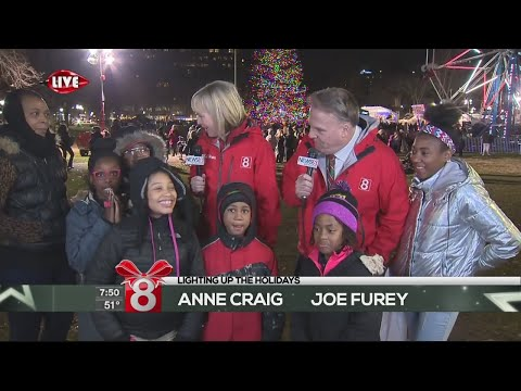 News 8's Lighting Up The Holidays Special