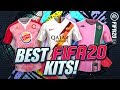 THE BEST KITS IN FIFA 20 ULTIMATE TEAM