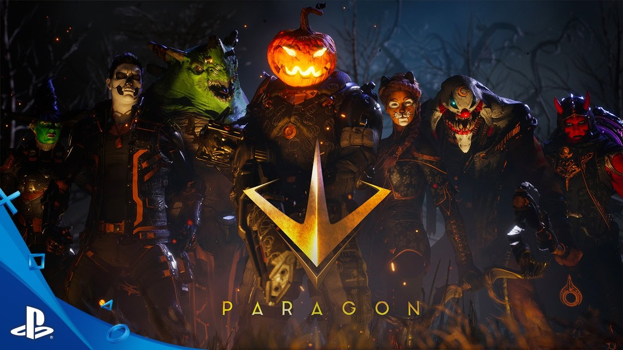 Paragon: Shadow's Eve Event Begins October 11
