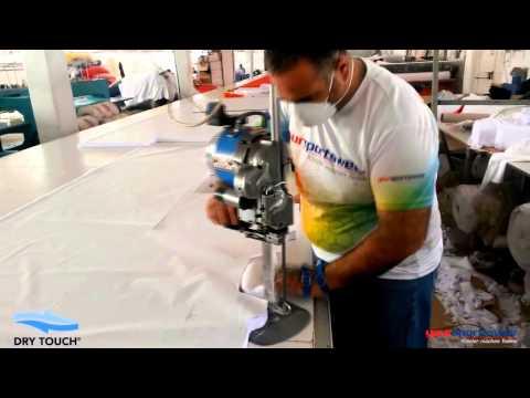 Laufshirts von yoursportwear - Einblick in die Produktion der Sublimationstechnik