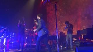 Josh Groban - Voce existe em mim  All That Echoes Tour Brussels June 12th 2013