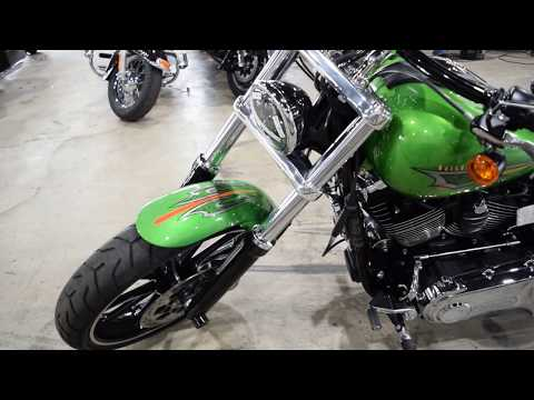 2015 Harley-Davidson Breakout® in South Saint Paul, Minnesota - Video 1