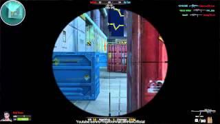 [XẠ THỦ gameplay]#2: Barrett 3z đấu đội Kho Học Viện VaiLinhHon (Kênh Chính Thức)