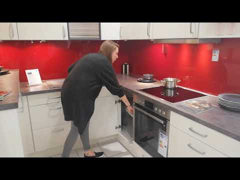 Moderne U-Küche Modell 2038