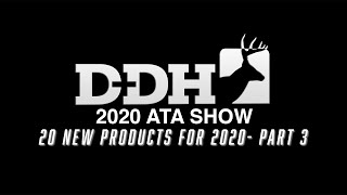 ATA 2020: New Hunting Blinds And Stands