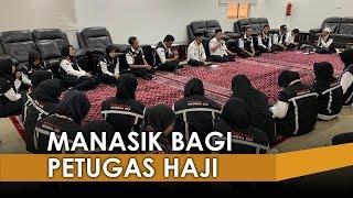 Prosesi Ibadah Berbeda dengan Jemaah, Konsultan Gelar Manasik Bagi Petugas Haji