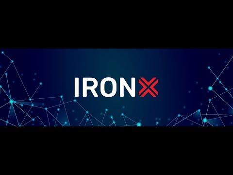 Как инвестировать в проект IRONX Exchange