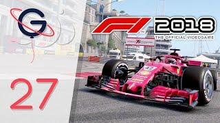F1 2018 : MODE CARRIÈRE FR #27 - Retour en enfer (Monaco)