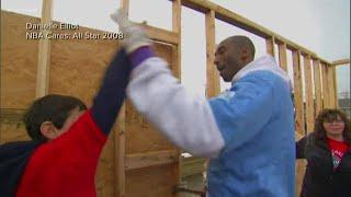 Remembering Kobe Bryant's volunteer work in New Orleans East