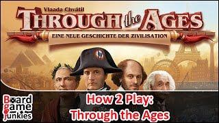 [How2Play] Through the Ages - Heidelberger Spieleverlag - Brettspiel