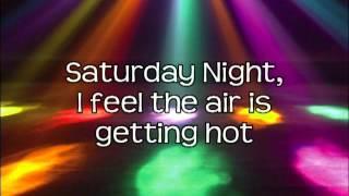 Saturday Night - Whigfield (Lyrics On Screen) High Quality Mp3