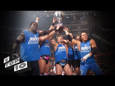 Raw vs. SmackDown: WWE Top 10, Nov. 19, 2016