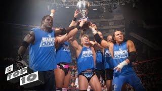 Raw vs. SmackDown: WWE Top 10, Nov. 19, 2016
